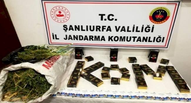 Şanlıurfa'da 19 Kilo Uyuşturucu Ele Geçirildi