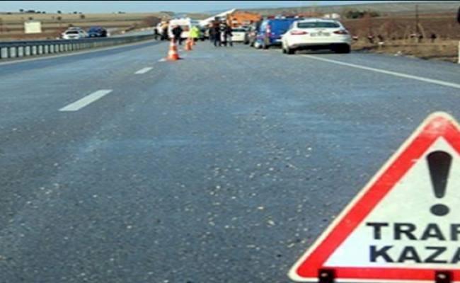 Urfa'da Trafik Kazası 1 Kişi Öldü 10 Yaralı