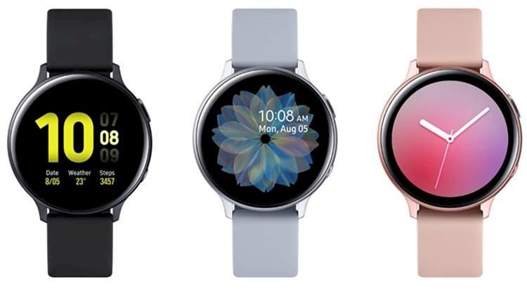 Yeni Özellikler Kazanan Galaxy Watch Active2 Yakında Türkiye'de