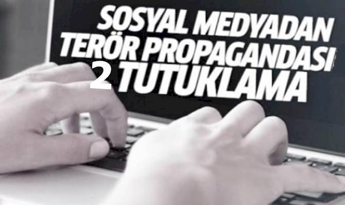 Urfa'da Sosyal Medya Operasyonu 2 Kişi Tutuklandı