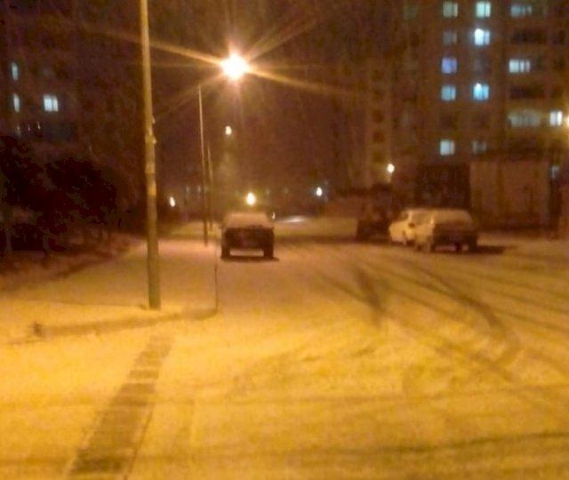 Urfa'da Kar Yağışı Etkili Olacak