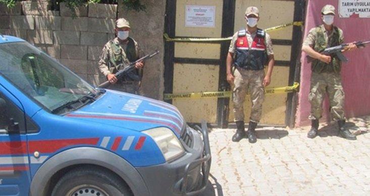 Urfa'da Korona virüsten Dolayı 79 Ev Karantinaya Alındı