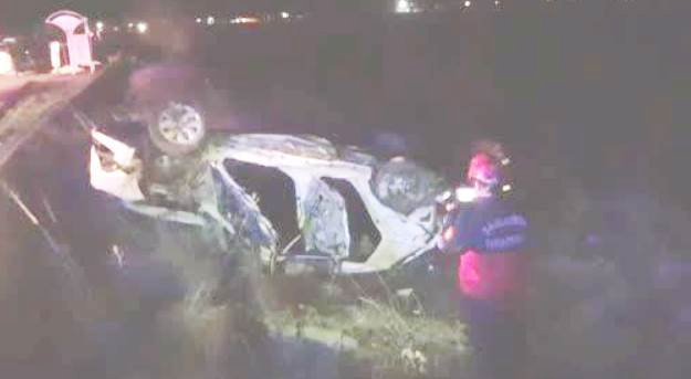 Urfa'da Trafik Kazası 4 Kişi Öldü